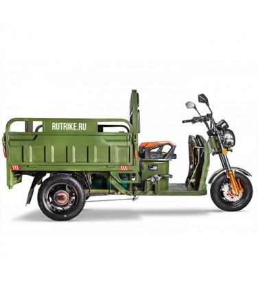 Электротрицикл Rutrike Дукат 1500 60V1000W Green | Купить, цена, отзывы