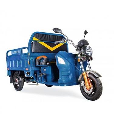 Электротрицикл Rutrike Дукат 1500 60V1000W Blue | Купить, цена, отзывы