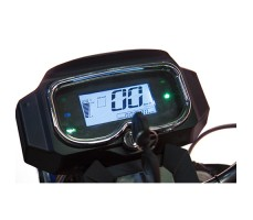 фото информационная панель Электротрицикл Rutrike Дукат 1500 60V1000W Blue