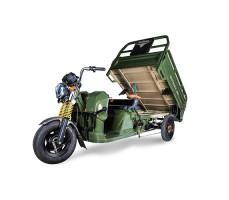 Электротрицикл Rutrike Гибрид 1500 60V1000W Green