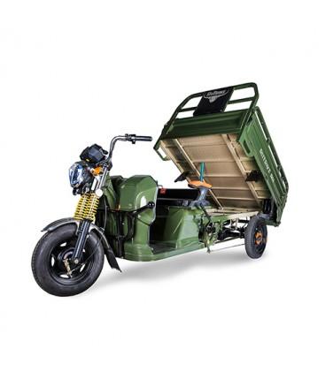 Электротрицикл Rutrike Гибрид 1500 60V1000W Green | Купить, цена, отзывы