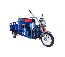Электротрицикл Rutrike JB 2000 60V1500W Blue