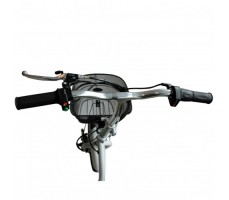 фото руля электротрицикла Voltrix Trike 500