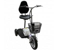 фото электротрицикла Voltrix Trike 500 вид спереди