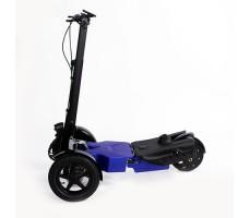 фото вид сбоку Электротрицикл xDevice Caigiees T3 Blue