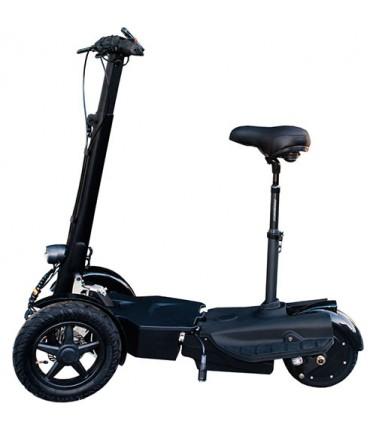 Электротрицикл xDevice Caigiees T3 Black | Купить, цена, отзывы