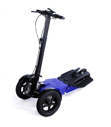 Электротрицикл xDevice Caigiees T3 Blue | Купить, цена, отзывы