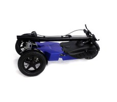 фото складной Электротрицикл xDevice Caigiees T3 Black