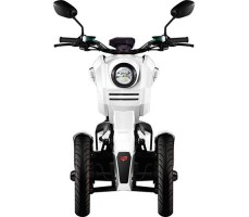 фото вид спереди Электротрицикл xDevice Doohan iTank SK White