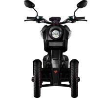 фото вид спереди Электротрицикл xDevice Doohan iTank SK Black