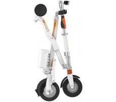Электровелосипед Airwheel E6 White в сложенном виде