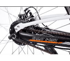 фото переключатель Электровелосипед Airwheel R8 162,8 WH Black