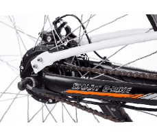 фото переключатель Электровелосипед Airwheel R8 214.6WH Black