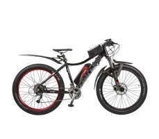 Велогибрид Benelli FAT Nerone Lux