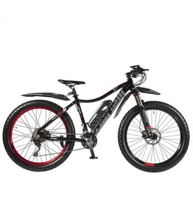 Велогибрид Benelli FAT Nerone | Купить, цена, отзывы