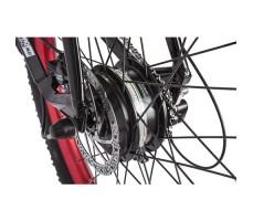 фото заднего дискового тормоза велогибрида Benelli FAT Nerone