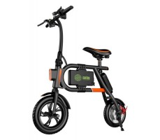 Электровелосипед Cactus CS-EBIKE 4400mAh BLACK