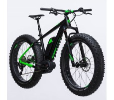 Электровелосипед Cube Nutrail Hybrid 500