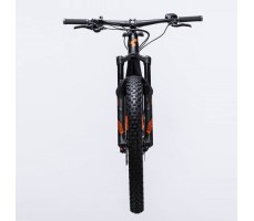Переднее фото электровелосипеда Cube Stereo Hybrid 140 HPA SL 500 27.5+