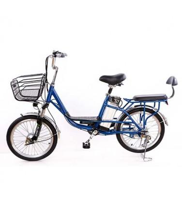 Электровелосипед Elbike DUET 250W 36v8ah Blue | Купить, цена, отзывы
