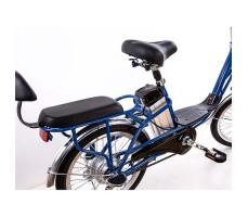 фото второе место Электровелосипед Elbike DUET 250W 36v8ah Blue