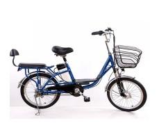 фото Электровелосипед Elbike DUET 250W 36v8ah Blue