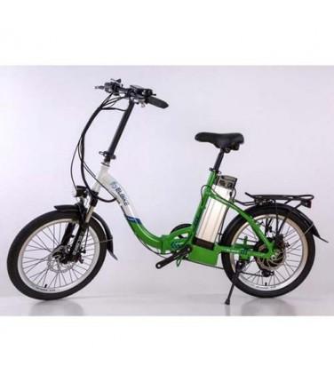 Электровелосипед Elbike Galant Vip 500W 48v10,4a White-Green | Купить, цена, отзывы
