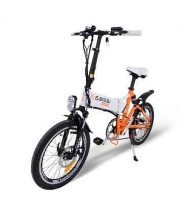 Электровелосипед Elbike Gangstar Vip | Купить, цена, отзывы