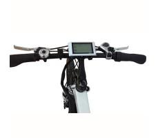 фото руля с дисплеем электровелосипеда Elbike Hummer Vip