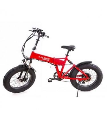 Электровелосипед Elbike MATRIX 350W 36v10,4a Red | Купить, цена, отзывы
