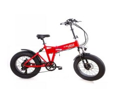 фото Складной электрофэтбайк Elbike MATRIX 350W 36v10,4a Red