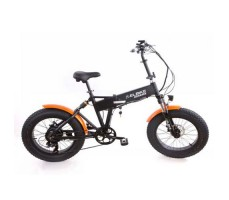 фото Складной электрофэтбайк Elbike MATRIX VIP 500W 48v8,8a Black-Orange