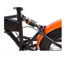 фото Складной электрофэтбайк Elbike MATRIX VIP 500W 48v8,8a Black-Orange