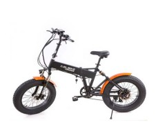 Электровелосипед Elbike MATRIX VIP 500W 48v8,8a Black-Orange