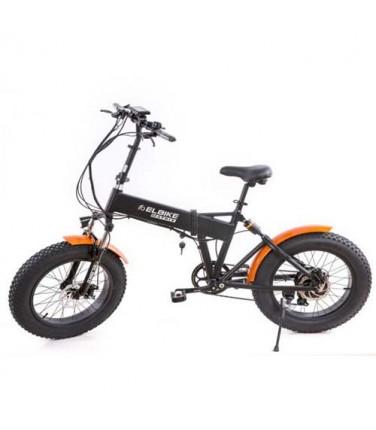 Электровелосипед Elbike MATRIX VIP 500W 48v8,8a Black-Orange   Купить, цена, отзывы