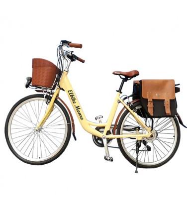 Электровелосипед Elbike Monro Beige | Купить, цена, отзывы