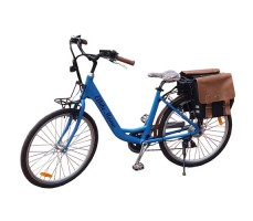 Электровелосипед Elbike Monro Blue