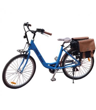Электровелосипед Elbike Monro Blue | Купить, цена, отзывы