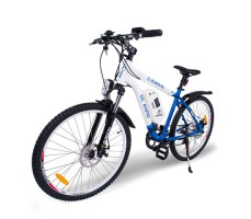 Электровелосипед Elbike Rapid WHITE&BLUE