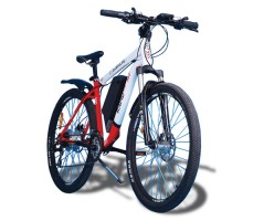 Электровелосипед Elbike Rapid WHITE&RED