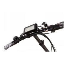 фото руль Складной электрофэтбайк Elbike TAIGA 1 500W 48v10,4a Black Matt