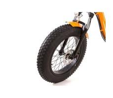 фото колесо переднее Складной электрофэтбайк Elbike TAIGA 2 500W 48v10,4a Orange