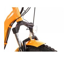 фото амортизатор Складной электрофэтбайк Elbike TAIGA 2 500W 48v10,4a Orange