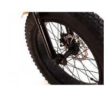 фото колесо Складной электрофэтбайк Elbike TAIGA 2 500W 48v10,4a Orange