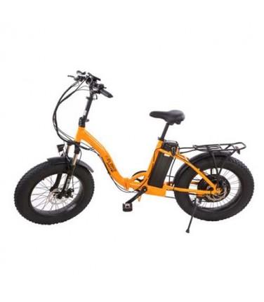 Электровелосипед Elbike TAIGA 2 с багажником 500W Orange   Купить, цена, отзывы