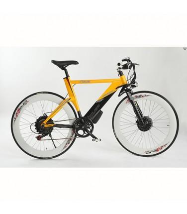 Электровелосипед Elbike Track | Купить, цена, отзывы