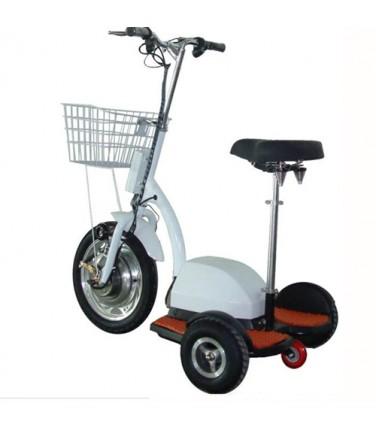 Электротрайк Elbike Trike  | Купить, цена, отзывы