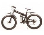 Электровелосипед California Electro - Fatbike Black