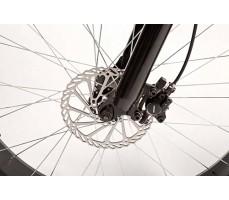 фото тормоза Электровелосипед California Electro - Fatbike Black