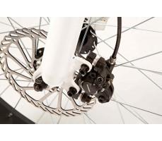 фото тормоза Электровелосипед California Electro - Fatbike White